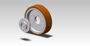 AGV Warehouse system drive wheel
