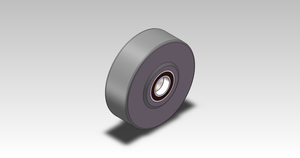 MC.Nylon Wheel-CNC