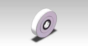 CNC-MC.Nylon Wheel